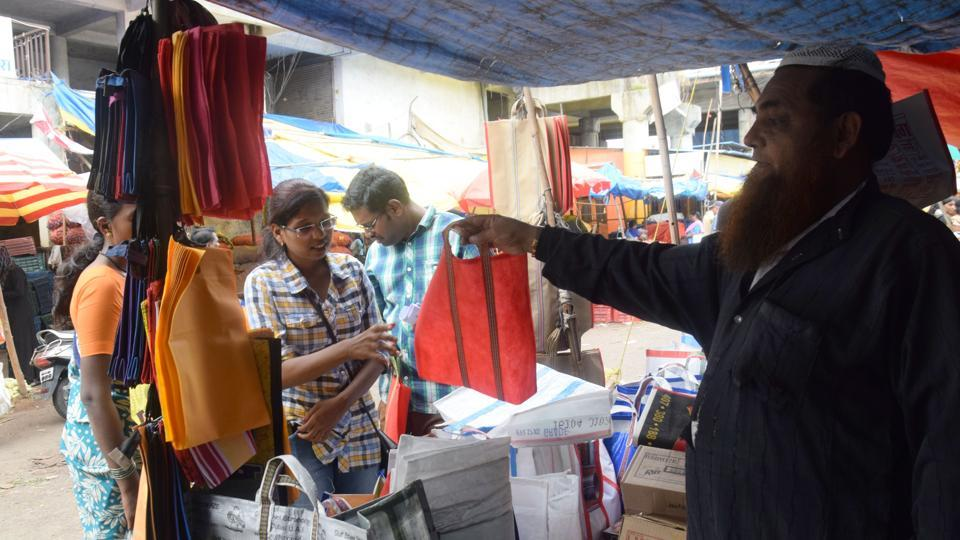 With no proper alternatives for plastic, city traders have claimed that their businesses have been severely impacted with the strict implementation of the statewide plastic ban in the city from Saturday.