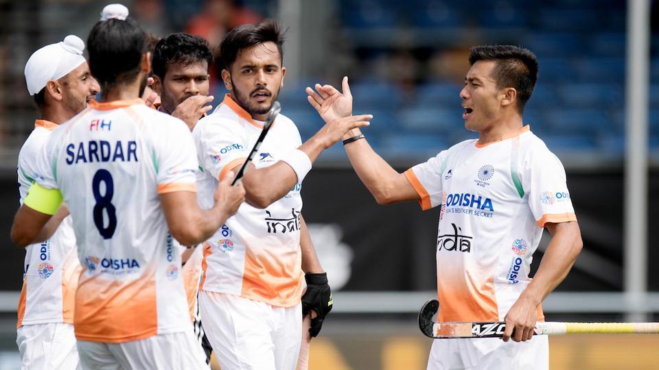 India men's national field hockey team,hockey,Mark Knowles
