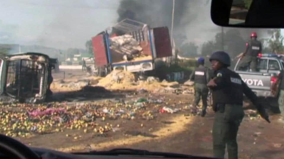 Nigeria,Nigeria violence,Barikin Ladi