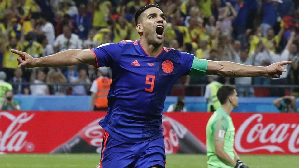 In another match, Radamel Falcao scored his first FIFA World Cup goal as Colombia revived their hopes of reaching the knockout phase with a 3-0 victory over Poland, who now cannot reach the last 16. (AP)