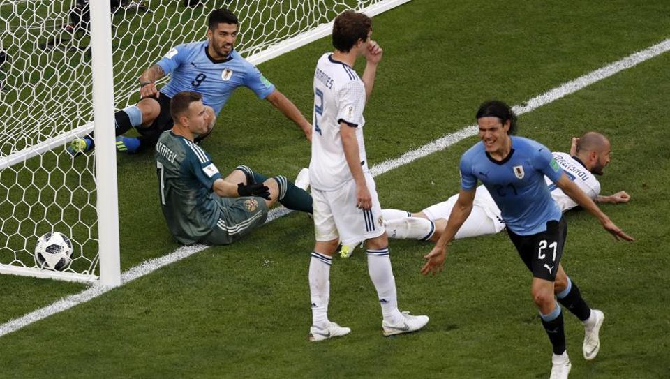 FIFAWorld Cup 2018,Uruguay vs Russia,Football World Cup