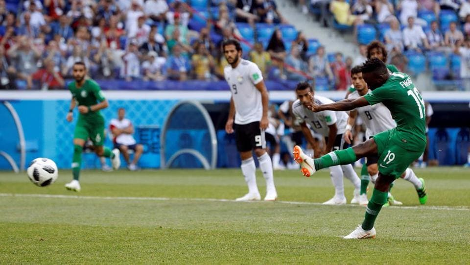 FIFA World Cup 2018: Uruguay Thrash Russia, Top Group A