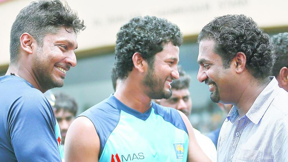 Muttiah Muralitharan also shared Kumar Sangakkara's habit of not keeping cricket trophies with him
