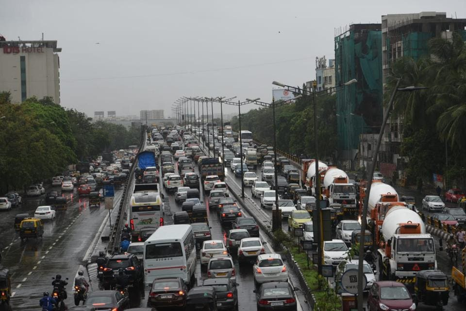 Mumbai,Mumbai monsoon,Mumbai traffic