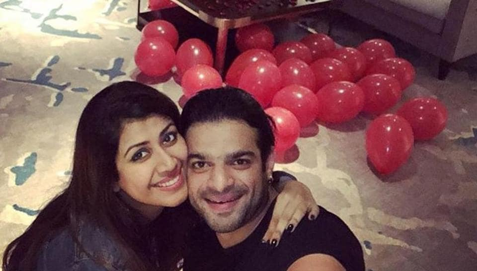 Actor Karan Patel and his wife Ankita have requested for privacy through their spokesperson.
