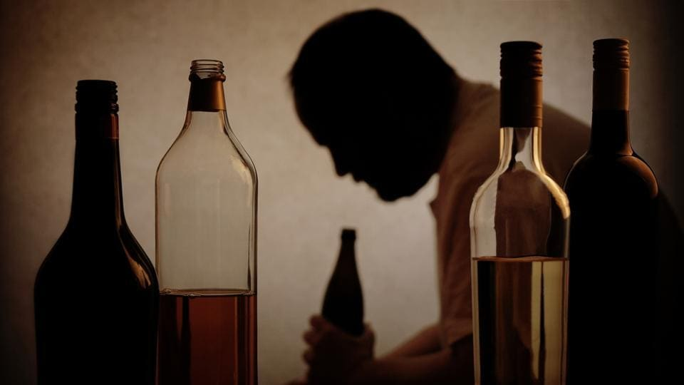 In addiction, you know the habit will harm you but you continue doing it.