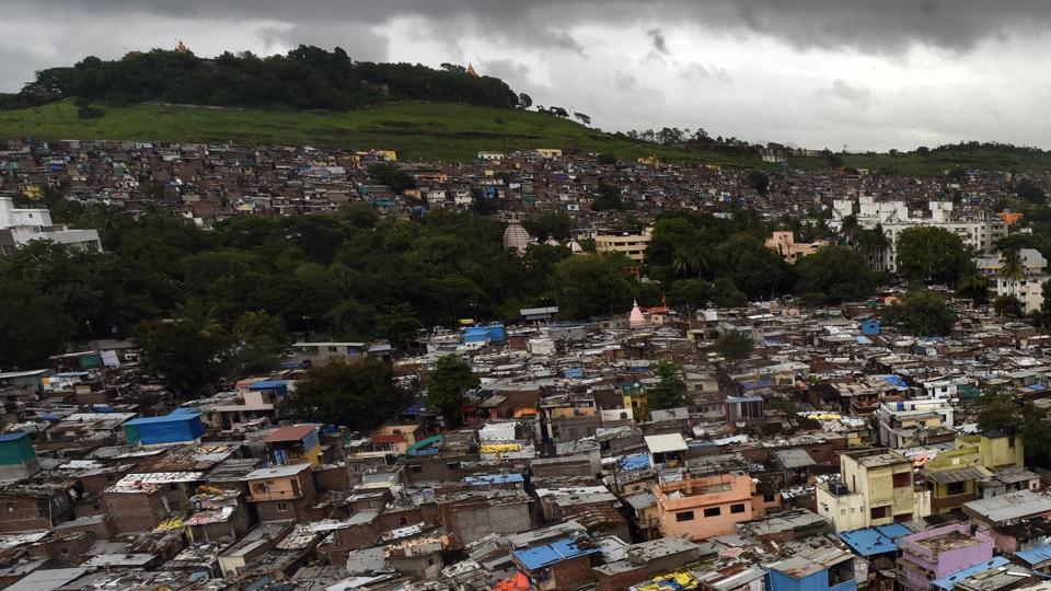 PMRDA,Pune,Slum