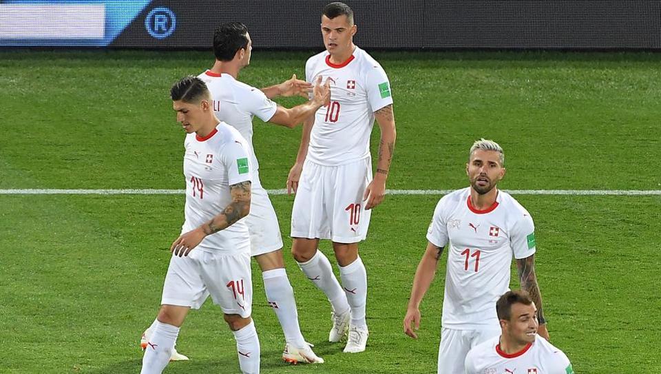 FIFA World Cup 2018,Switzerland national football team,Costa Rica national football team