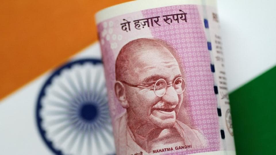 The rupee fell by 7 paise to 68.20 against the US dollar in early trade on Tuesday.