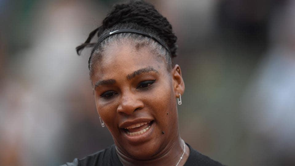 Serena Williams is a seven-time Wimbledon champion.