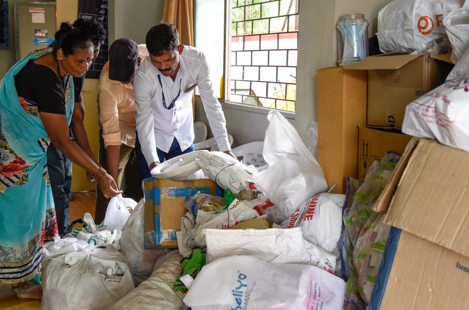 Plastic ban,Pune restaurants and hoteliers' association,home delivery