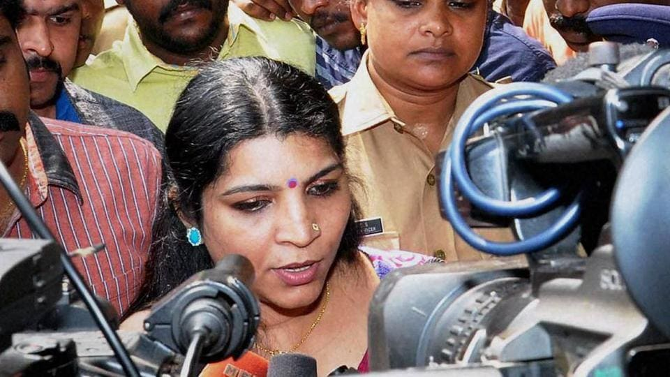 Saritha S Nair said she decided to stay away from all the political players in Kerala to avoid undue speculations.