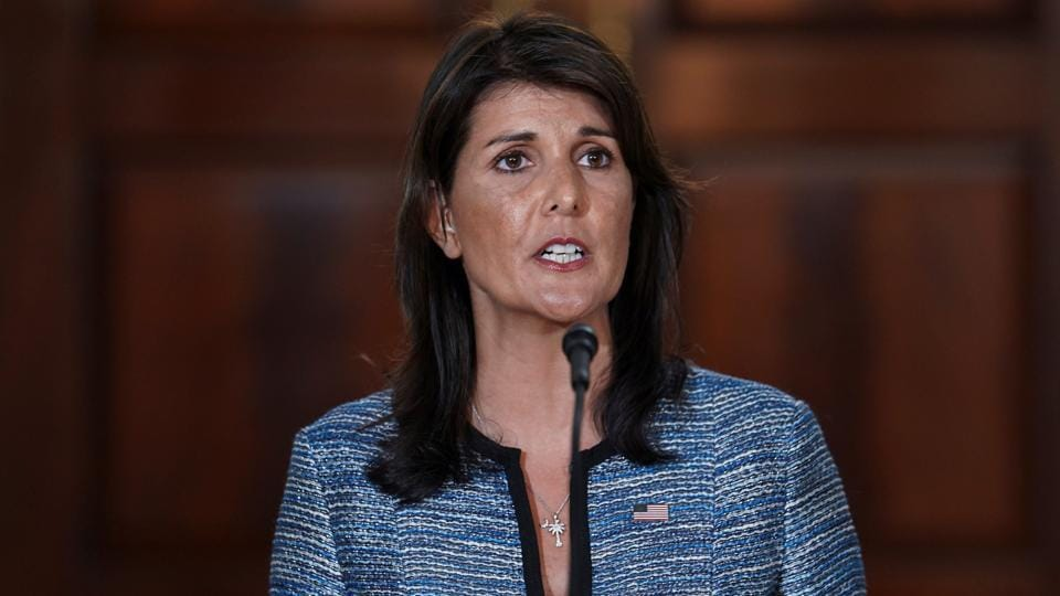 Nikki Haley is travelling to India for the first time as the US ambassador to the UN.