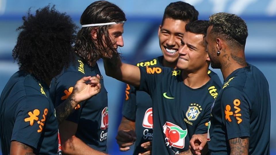 FIFAWorld Cup 2018,Brazil vs Serbia,Brazil football team