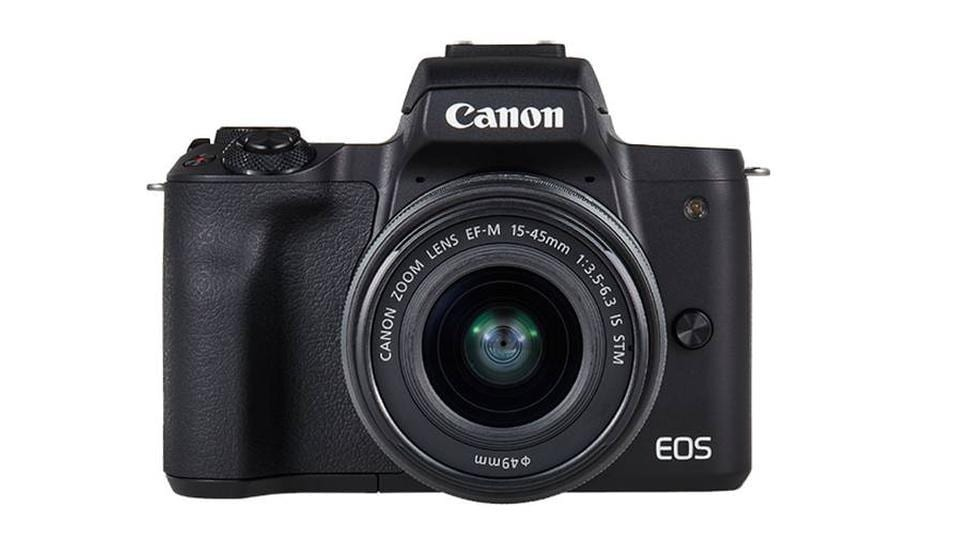 Canon EOS M50  can shoot 4Kvideos.