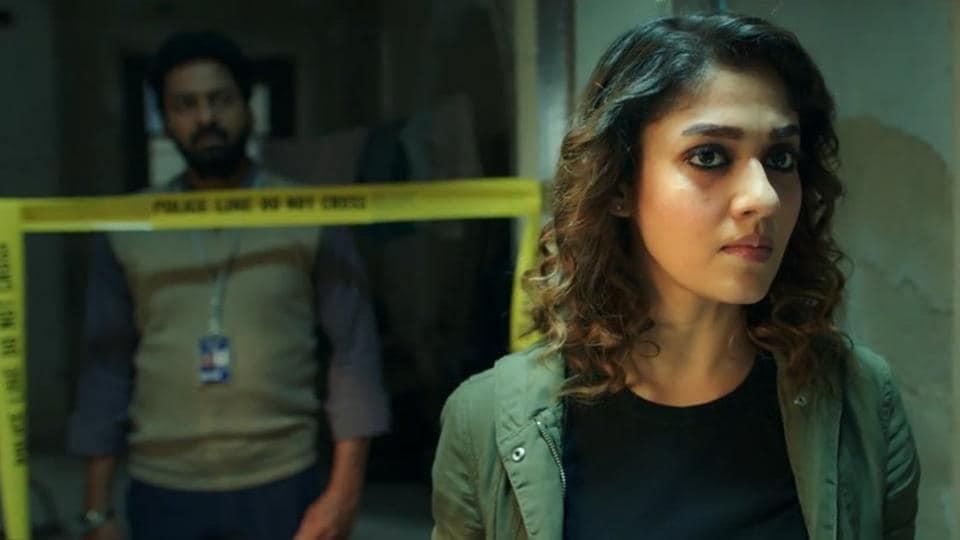 Imaikaa Nodigal trailer,Nayanthara,Imaikaa Nodigal trailer video