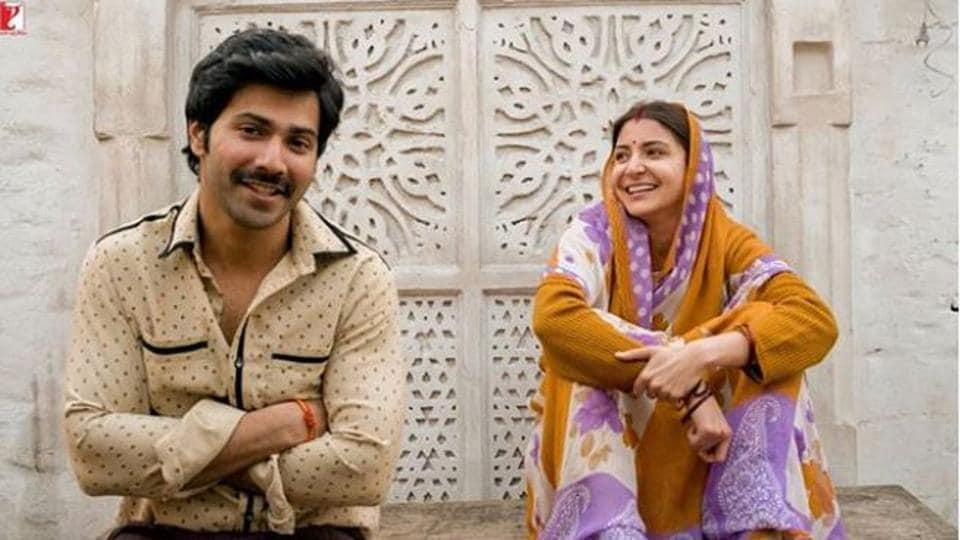 Anushka Sharma and Varun Dhawan play a middle class couple in Sui Dhaaga.