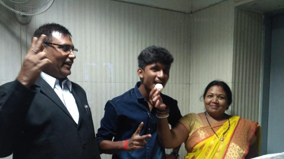 Gaurav Ankit Kumar, a 17-year-old student of the St Xavier College in Ranchi, made his parents and teachers proud by emerging as the state topper in the Class 12 board examinations (arts) conducted by the Jharkhand Academic Council.