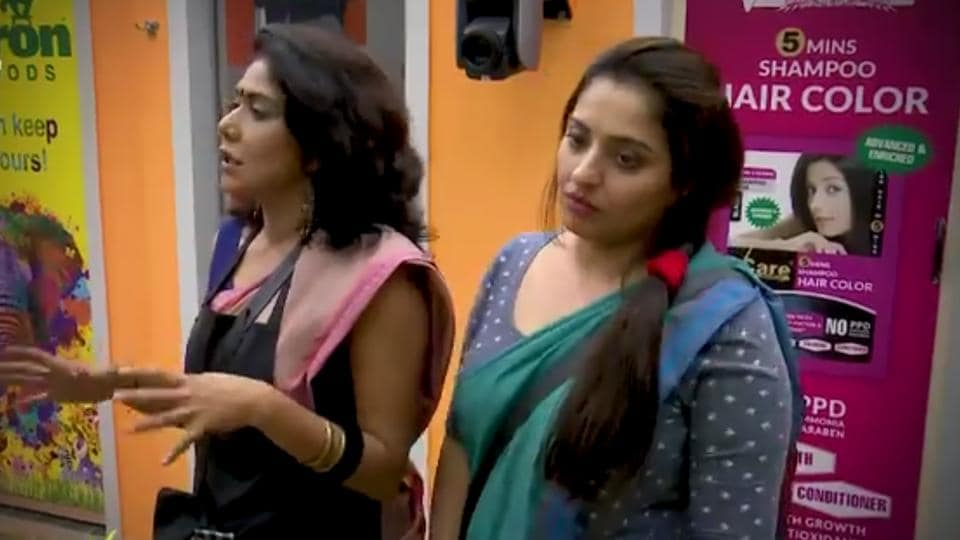 Bigg Boss 2 Tamil, episode 10: Mumtaz refuses to obey her 'masters