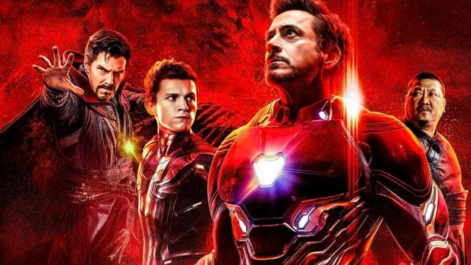 Avengers 4,Ant-Man and the Wasp,Captain Marvel