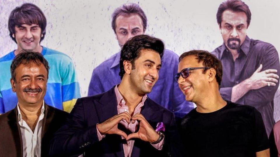 Ranbir Kapoor,Anushka Sharma,Sanju