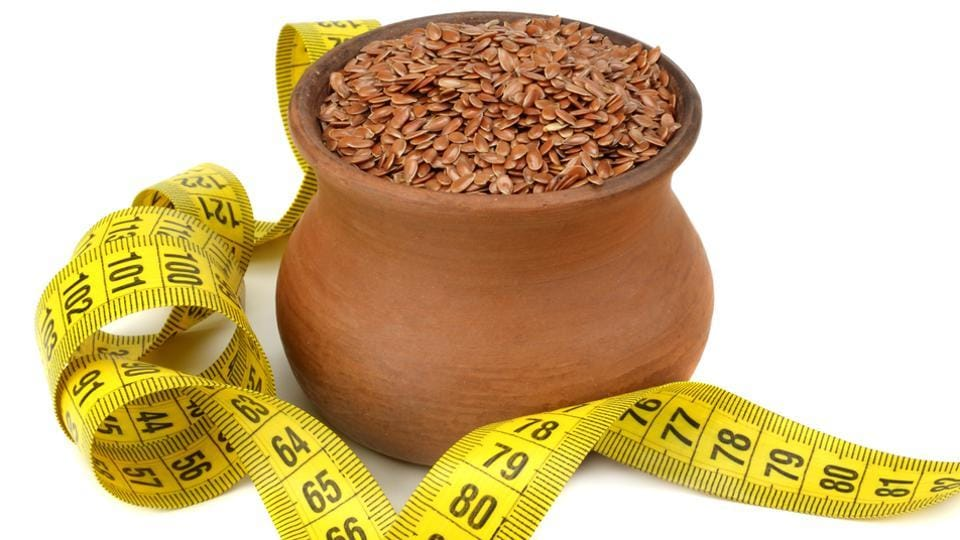 lose weight with flaxseed oil