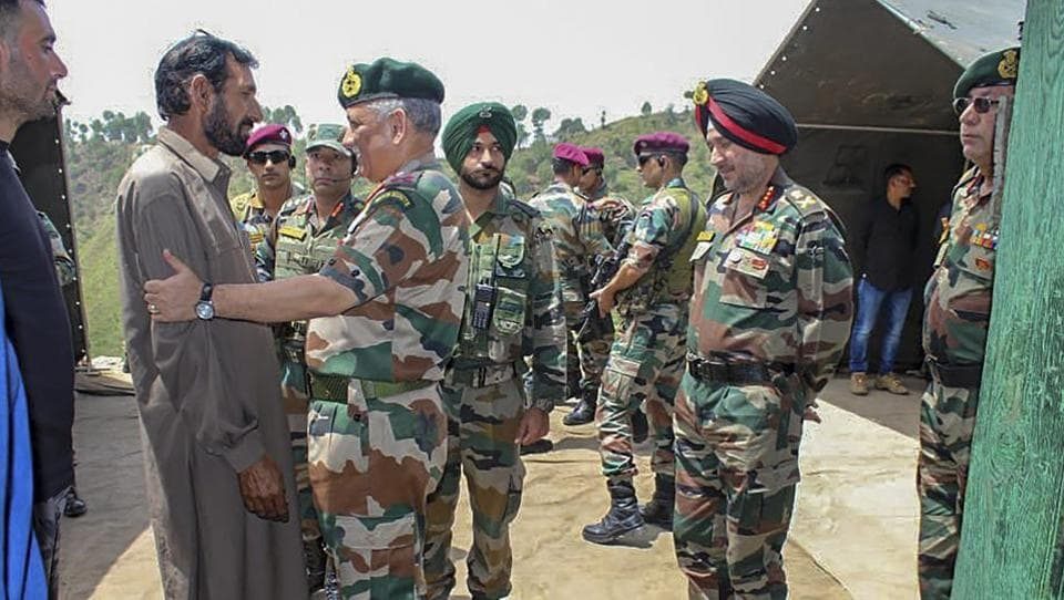 Army chief,Bipin Rawat,UN report