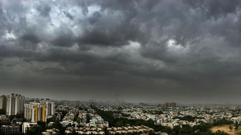 With monsoon expected to hit Gurugram this week, Gurugram Metropolitan Development Authority (GMDA) CEO V Umashankar, has said that the city's civic authorities have done a better job this year and they will be able to handle the amount of rainfall that caused 'Gurujam' last year. (Parveen Kumar / HTPhoto)