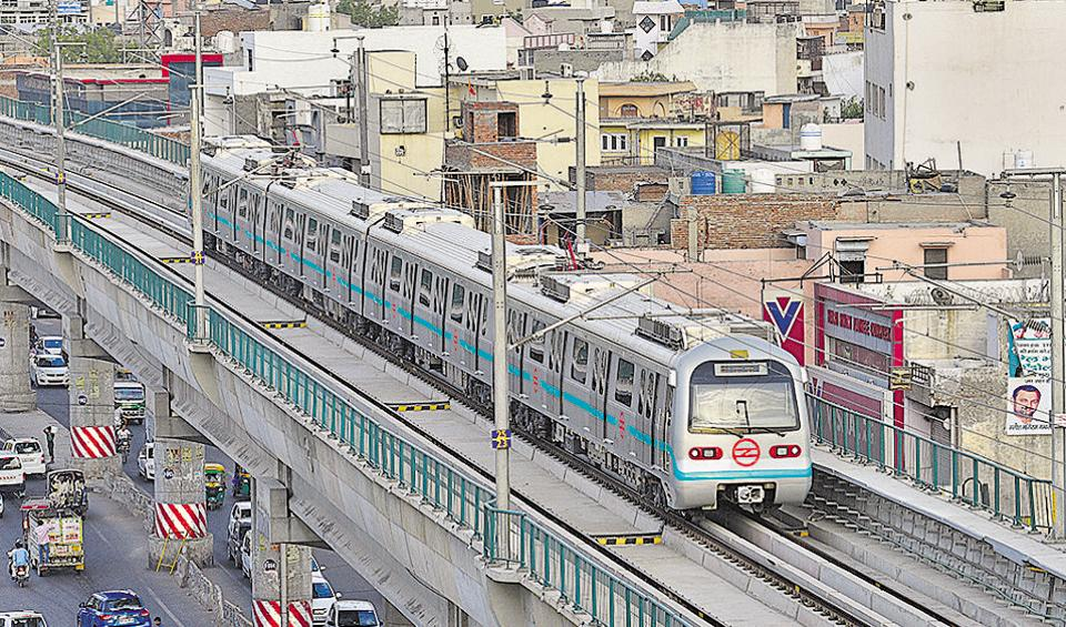 The Centre has  approved five metro projects —Indore, Bhopal, Kanpur, Agra, and Delhi (phase 4) — at an estimated cost of Rs 1.07 lakh crore