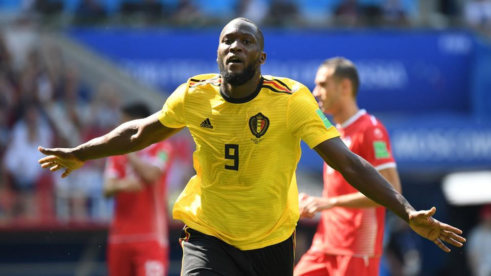 Belgium forward Romelu Lukaku has scored four goals so far in FIFA World Cup 2018.