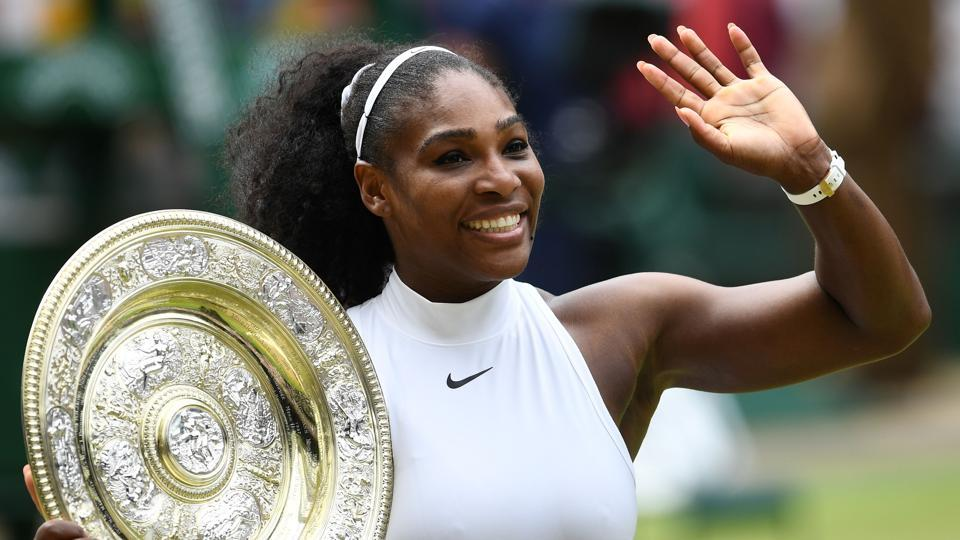 Serena Williams last won the Wimbledon title in 2016.