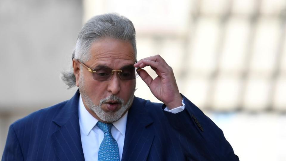Vijay Mallya arrives at Westminster Magistrates Court in London in March 2018.