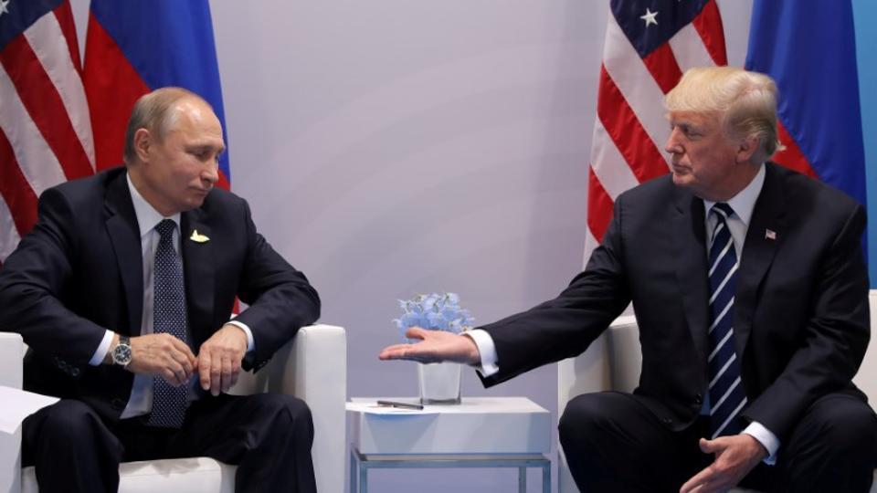 Donald Trump,Vladimir Putin,Trump-Putin summit