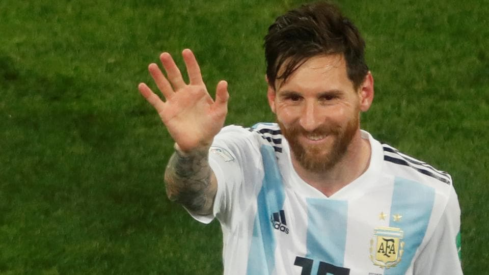 Lionel Messi's Argentina will face France in the Round of 16 of FIFA World Cup 2018 on Saturday.