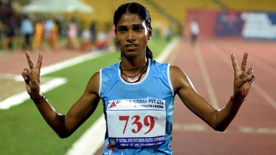 Sudha Singh,Asian Games,National Inter State Athletics Championships