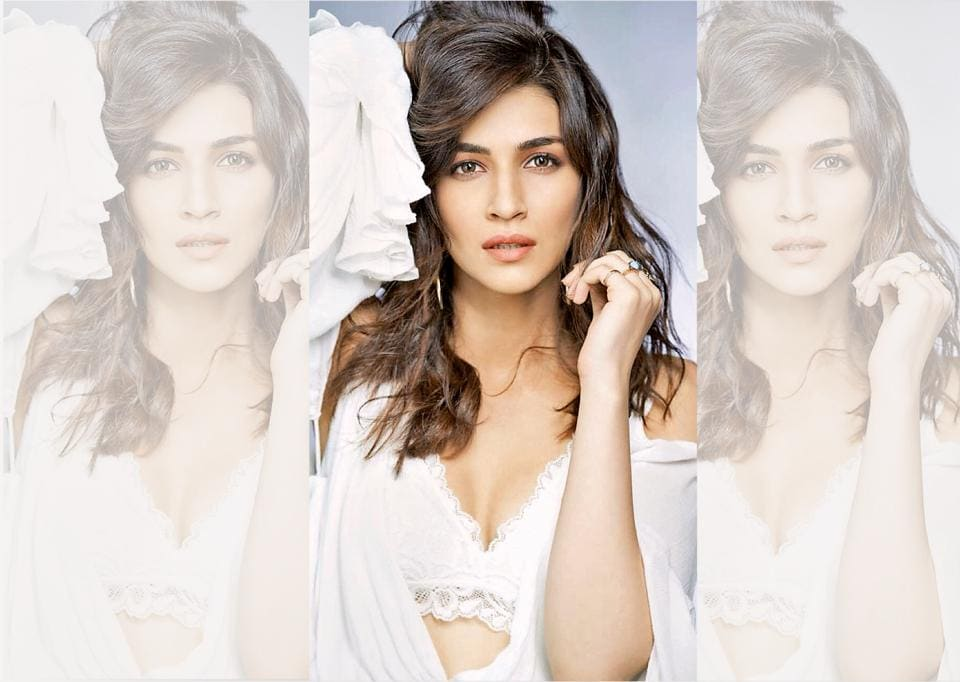 Kriti Sanon says that if not an actress,  she would have been an engineer or an ad woman (Styling: Sukriti Grover, Make-up: Kavita Das, Hair: Gauhar)