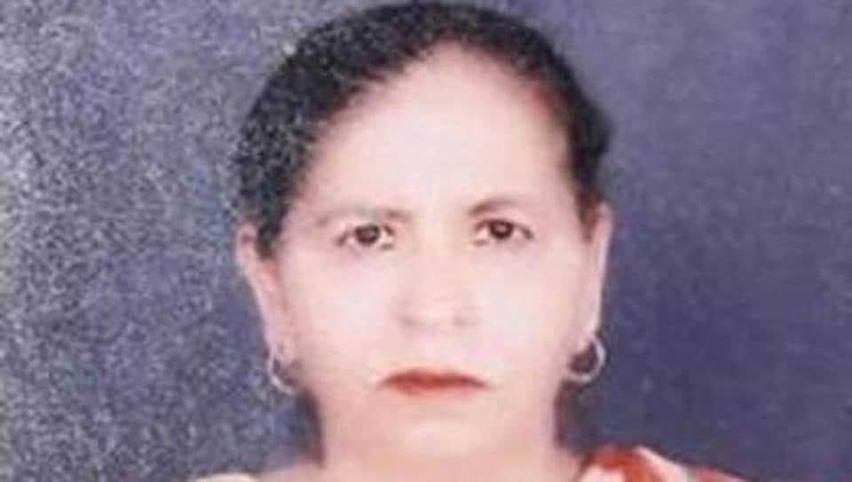 Deceased Paramjit Kaur