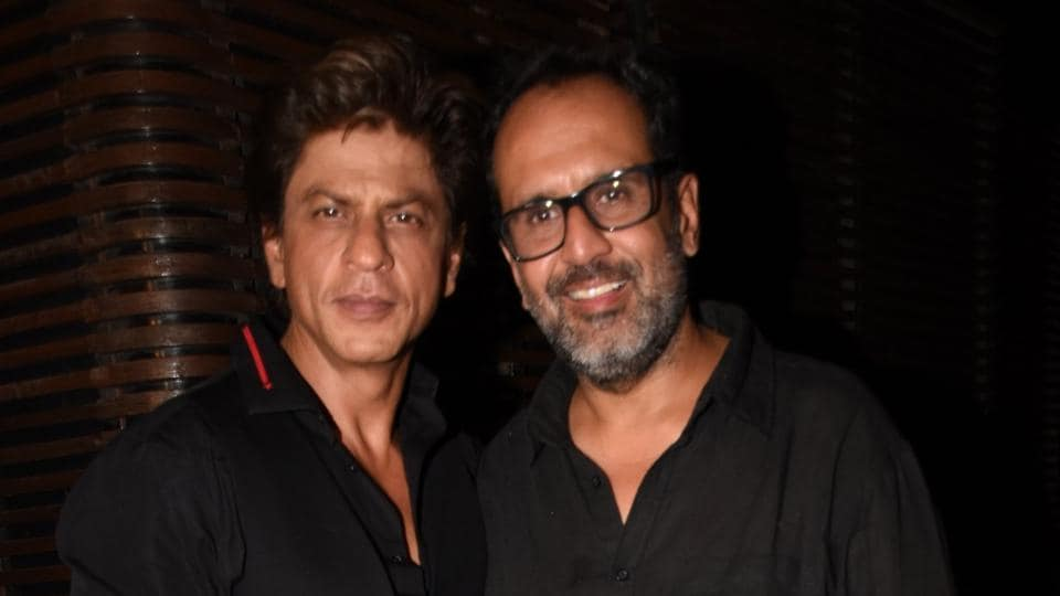 Shah Rukh Khan and Aanand L Rai have worked in a film called Zero together.