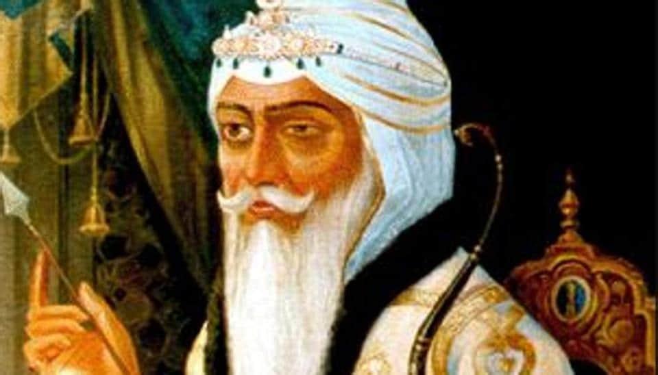Death anniversary of Maharaja Ranjit Singh,Maharaja Ranjit Singh,Peshawar fort