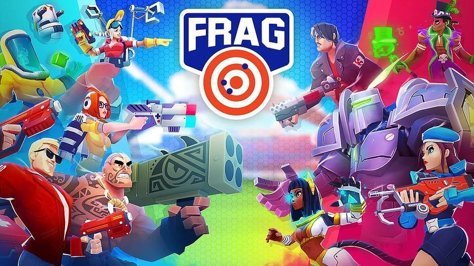 Meet Frag New Indie Mobile Game That Takes On Fortnite Tech