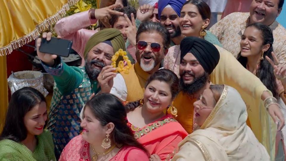 Ek Ladki Ko Dekha Toh Aisa Laga,Sonam Kapoor,Anil Kapoor