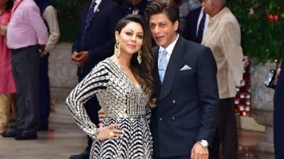 Shah Rukh Khan,Priyanka Chopra,Karan Johar