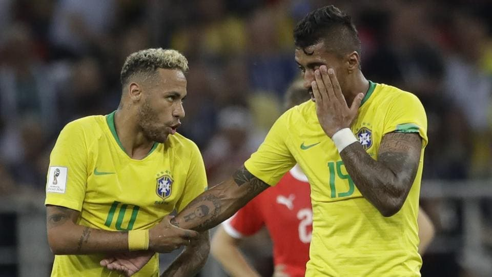 FIFA World Cup 2018,Serbia vs Brazil,live