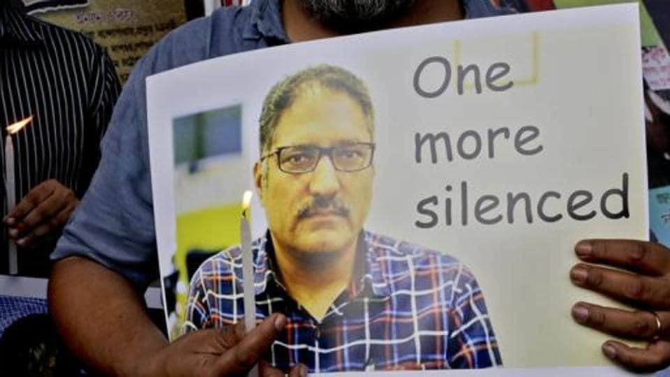 Shujaat killing case: Police identify four accused