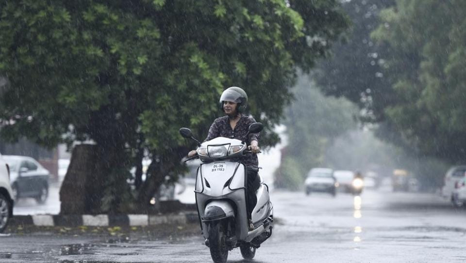 Early Morning Rain Brings Down Temperature, But Monsoon