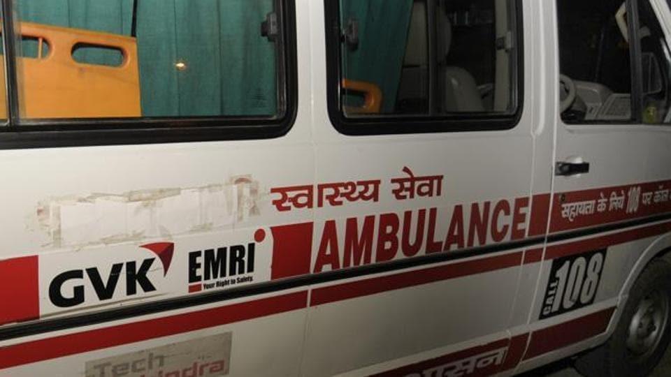 Ambulance services,Himachal pradesh,HP