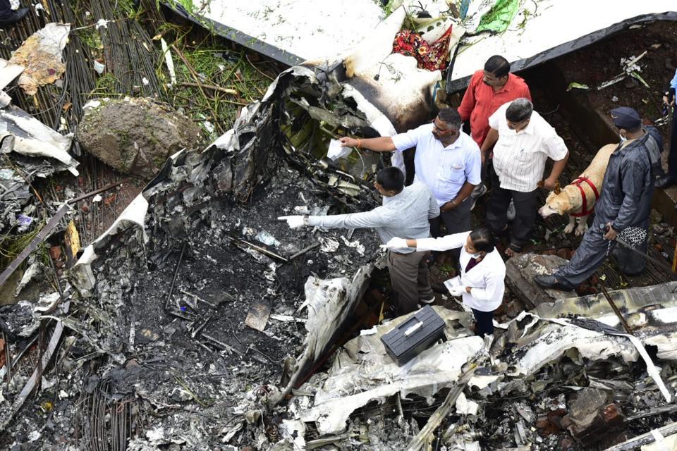 Mumbai plane crash,Ghatkopar,Flight path