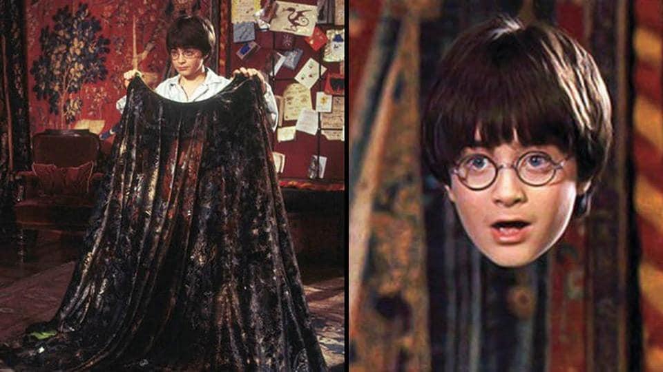 Harry Potter,Invisibility Cloak,Invisibility Cloaking