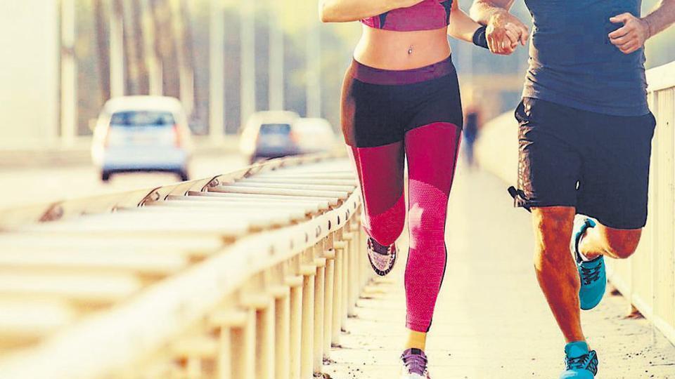 running,exercise,Delhi NCR