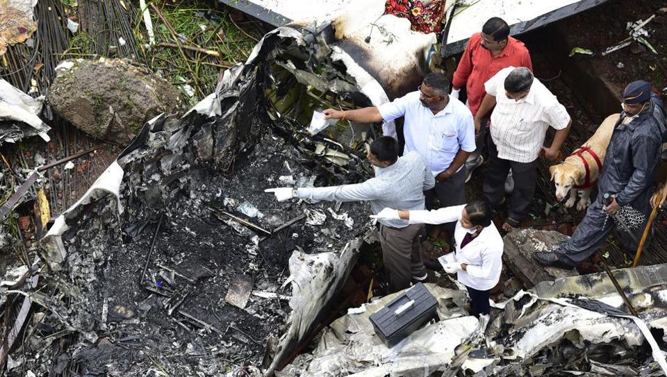 Mumbai plane crash,Mumbai,Plane crash